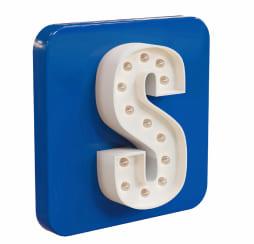 Фото объемной несветовой буквы